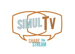 Official logo of Simul TV